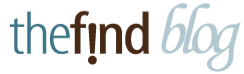 the find blog